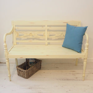 SALE - Cottage Hallway And Garden Bench