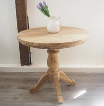 Load image into Gallery viewer, Reclaimed Dining Table Round 80cm