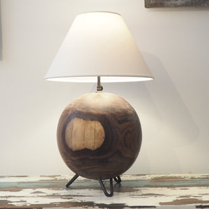 Teak Root Cole Table Lamp