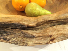 Load image into Gallery viewer, Sustainable Teak Root Bowl 50cm