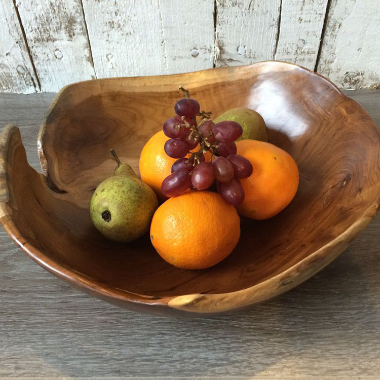 Reclaimed Root Plate - Small