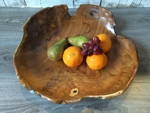 Reclaimed Root Plate - Medium