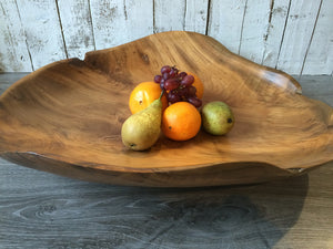 Reclaimed Root Plate - Large