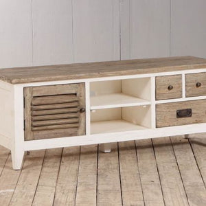 Reclaimed Storage Unit - TV Stand 145cm
