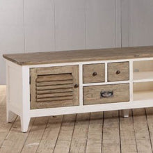 Load image into Gallery viewer, Reclaimed Storage Unit - TV Stand 190cm