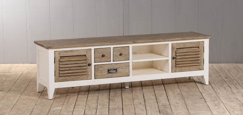 Reclaimed Storage Unit - TV Stand 190cm
