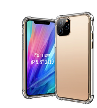 Load image into Gallery viewer, Shockproof clear Iphone Case - 11, 11 Pro, 11 Pro Max, XS, XS Max, iXR