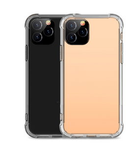 Shockproof clear Iphone Case - 11, 11 Pro, 11 Pro Max, XS, XS Max, iXR