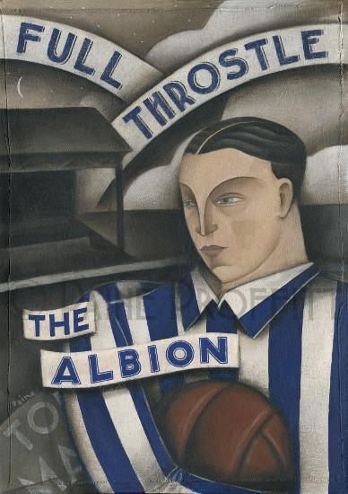 Paine Proffitt to design West Bromwich Albion programme covers for 2015/2016