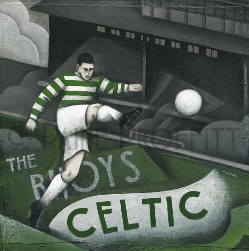 Celtic Football Gifts