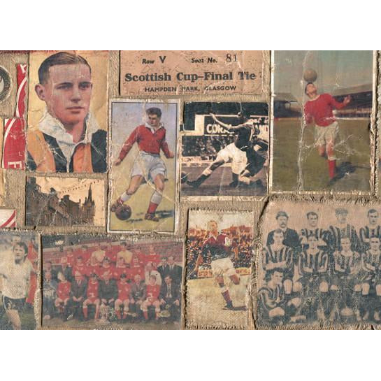 Aberdeen Gift -  Ghosts of Pittordrie Ltd Edition Signed Football Print - BWSportsArt