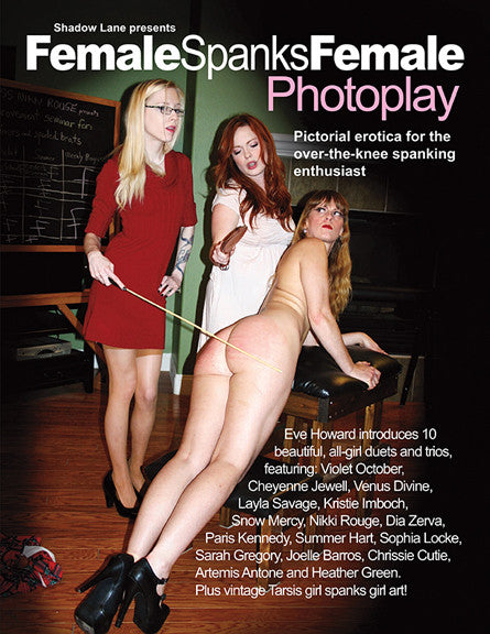 Female Spanks Female Photoplay Issue 1