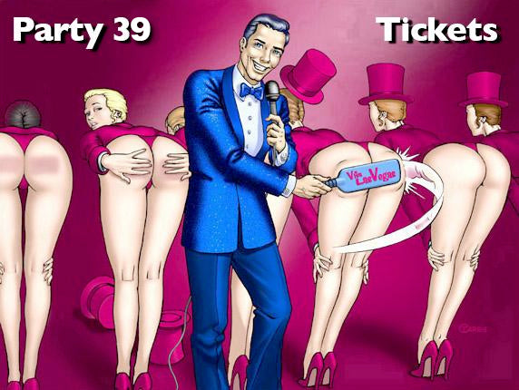 Shadow Lane's 39th Party - Ticket