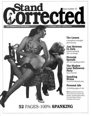 Stand Corrected Magazine Issue 10