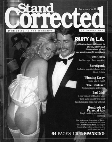 Stand Corrected Magazine Issue 11