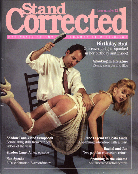 Stand Corrected Magazine Issue 12