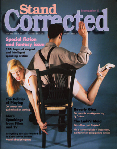 Stand Corrected Magazine Issue 13