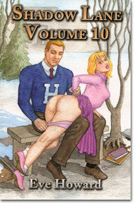 Shadow Lane, Volume 10, The Spanking Adventures of Amanda Sands