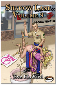 Shadow Lane, Volume 9, The History of Hugo Sands and Other Stories of Spanking, Sex and Love