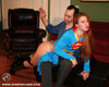 To Spank A Super Heroine
