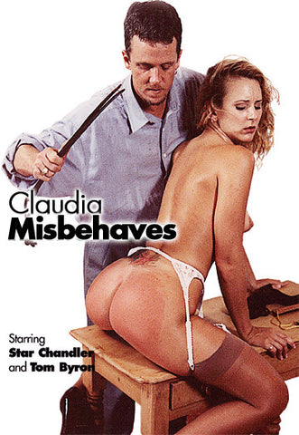 Claudia Misbehaves