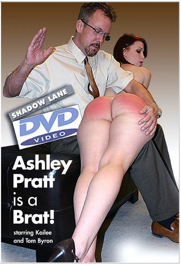 Ashley Pratt is a Brat