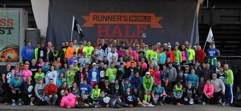 Sub 30 Club RWF 2015 Group Pic
