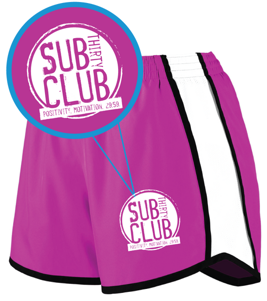 Augusta Ladies Pulse Shorts