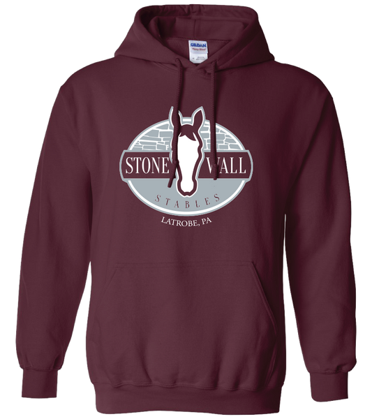 Stone Wall Stables Gildan Heavy Blend Classic Hoodie