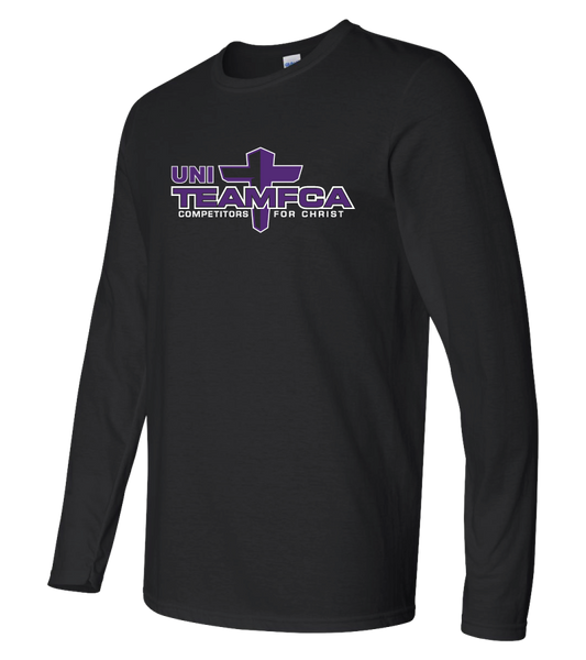 UNI FCA 2018 Gildan Softstyle Long Sleeved T-Shirt