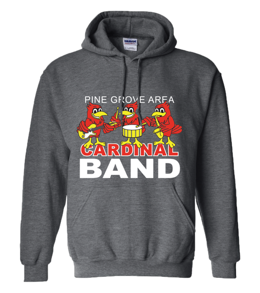 PGA Cardinal Band Gildan Heavy Blend Classic Hoodie - Adult & Youth