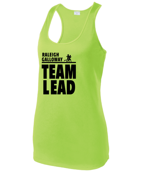 Raleigh Galloway Sport-Tek® Ladies PosiCharge® Competitor™ Racerback Tank - Team Lead