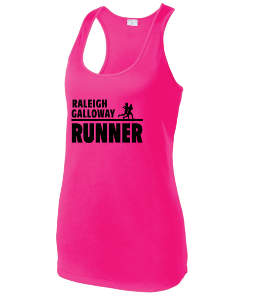 Raleigh Galloway Sport-Tek® Ladies PosiCharge® Competitor™ Racerback Tank
