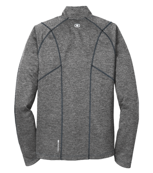 Embroidered OGIO® ENDURANCE Pursuit 1/4-Zip