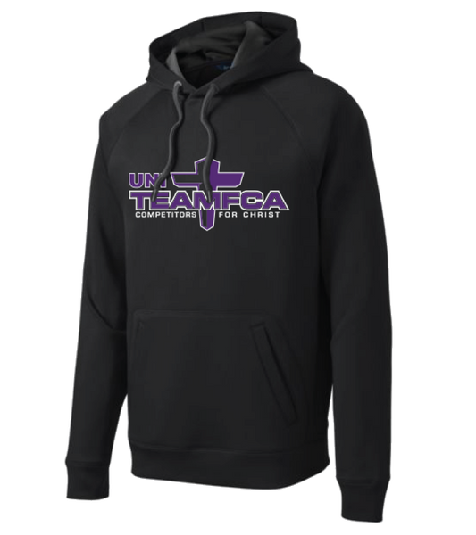 UNI FCA 2018 Sport-Tek® Tech Fleece Hooded Sweatshirt