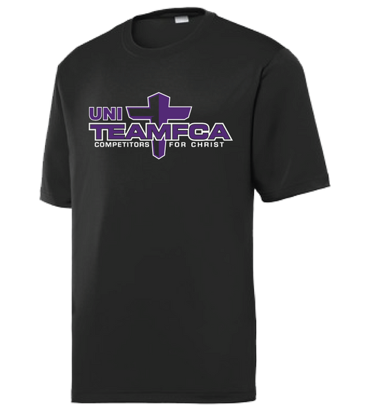 UNI FCA 2018 Sport-Tek® PosiCharge® Tough Tee™