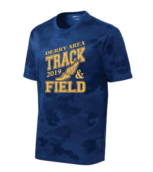 DAMS Track 2019 Sport-Tek® CamoHex Tee - Adult & Ladies Sizes