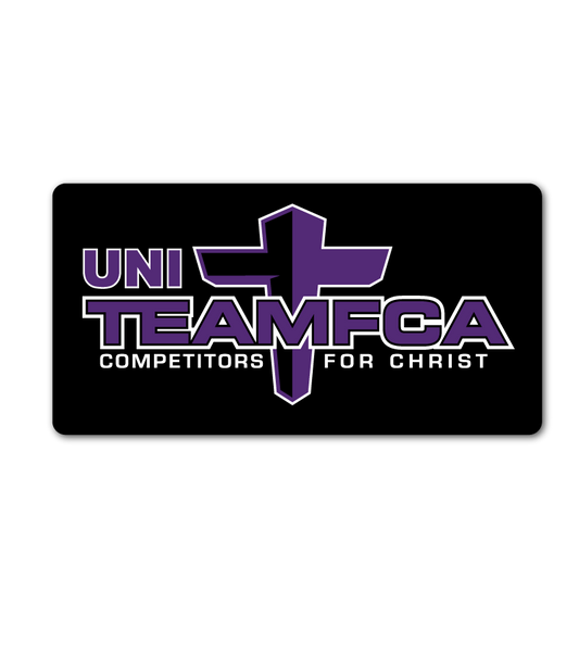 UNI FCA 2018 Car Decal