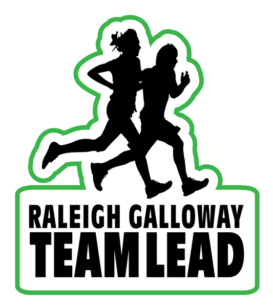 Raleigh Galloway Car Decal