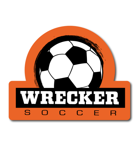 Wrecker Soccer 2020 Decal