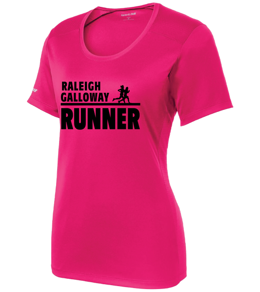 Raleigh Galloway Sport-Tek® Ladies PosiCharge® Elevate Tee