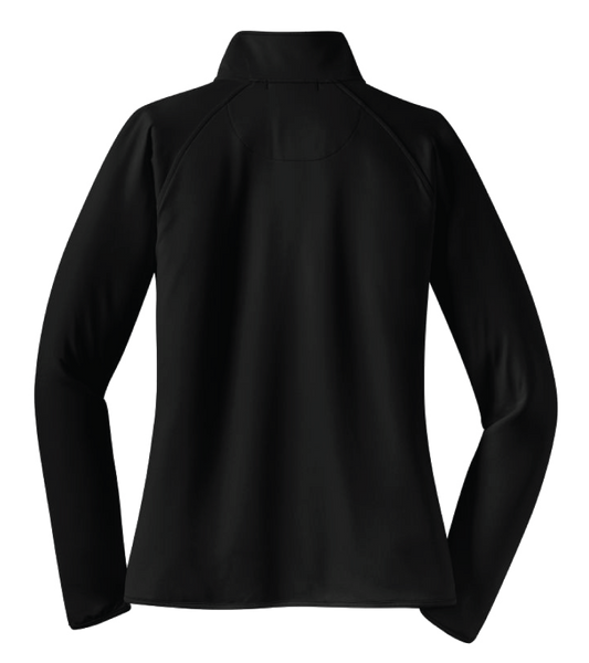 CHRC 2020 Embroidered Sport-Tek® Ladies Sport-Wick® Stretch 1/2-Zip Pullover