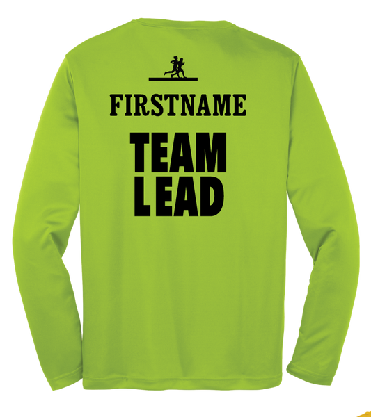 Raleigh Galloway Long Sleeve Competitor Tee - Team Lead