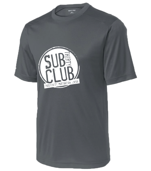 Sub 30 Club Sport-Tek® PosiCharge® Elevate Tee