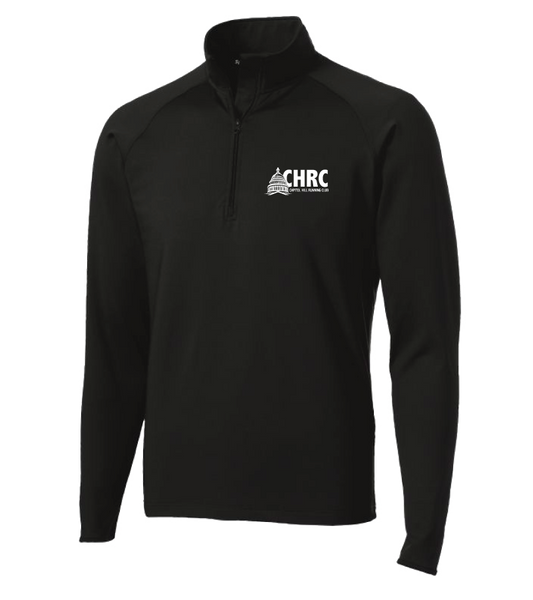CHRC 2020 Embroidered Sport-Tek® Sport-Wick® Stretch 1/2-Zip Pullover