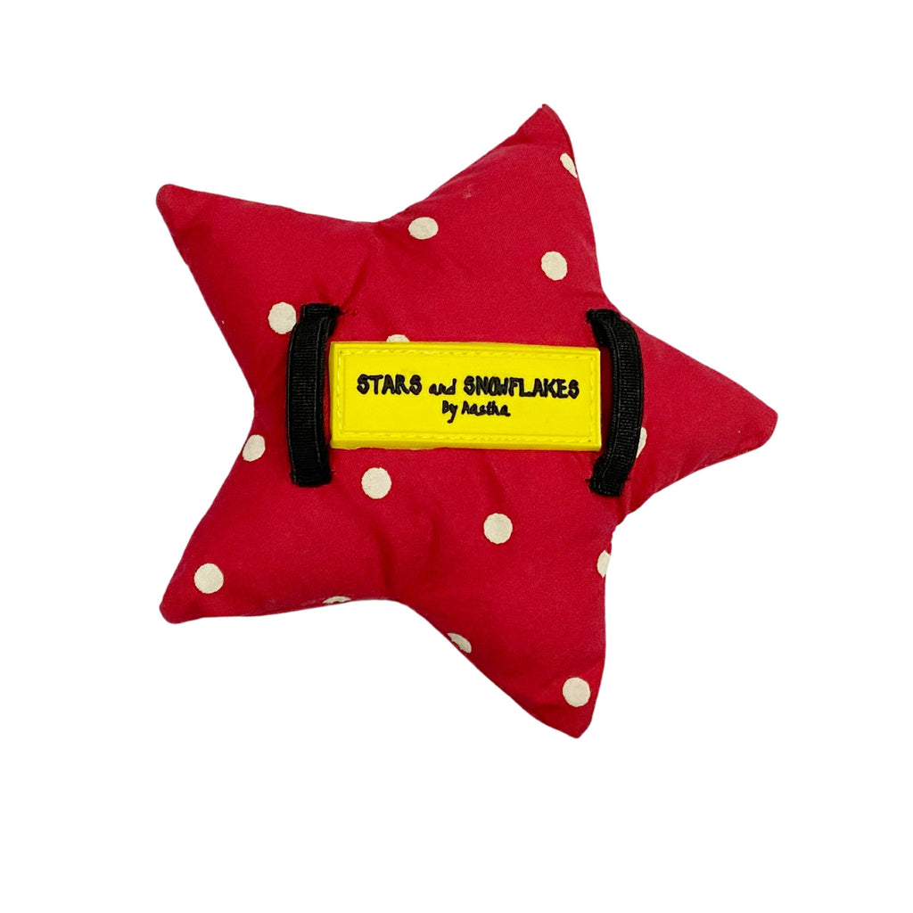 Stars and Snowflakes - Collar Insert - Star