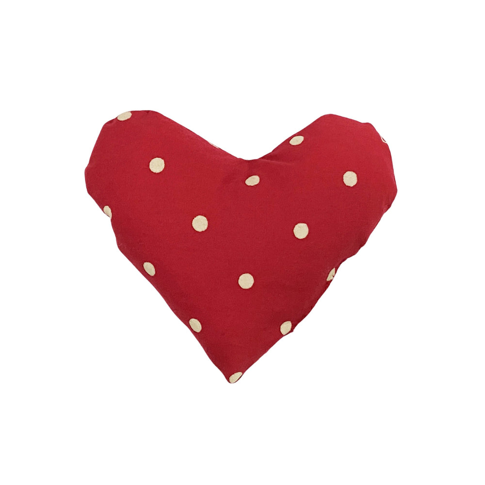 Stars and Snowflakes - Collar Insert - Heart