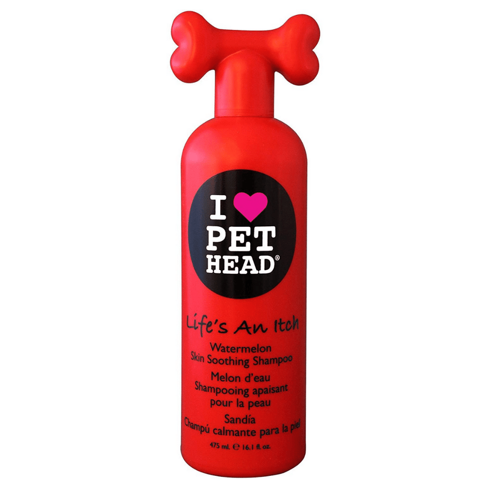 Pet Head Dog Shampoo - Life's An Itch Soothing Shampoo - 475ml