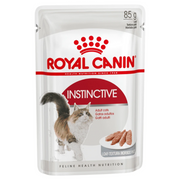 Royal Canin Cat Food - Instinctive Loaf (85g x 12 Pouches)
