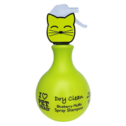 Pet head Cat Shampoo - Dry Clean Blueberry Muffin Spray 450 ml